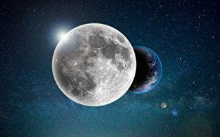 當「血月」發生時 月球上宇航員會怎樣?
