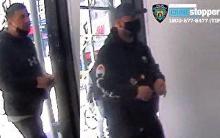 健身房成行竊場所 兩名男子在曼哈頓多次作案