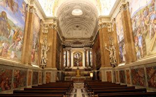 米開朗基羅(14)最後的寳林禮拜堂壁畫