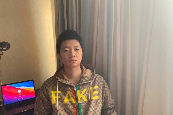 王靖渝護照疑被偷 赴美受阻滯留土耳其