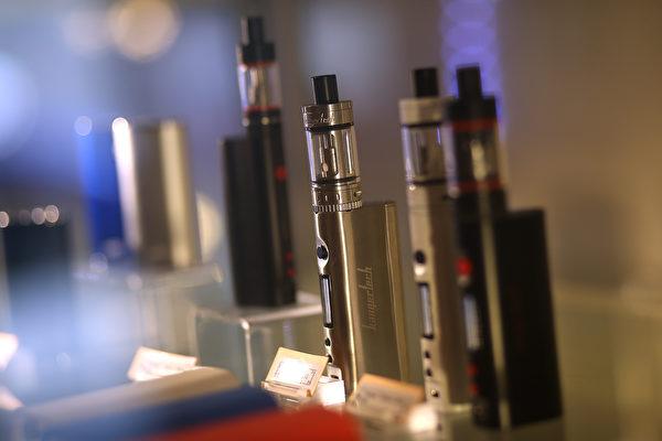 電子菸危害青少年 新澤西多學區提告Juul公司