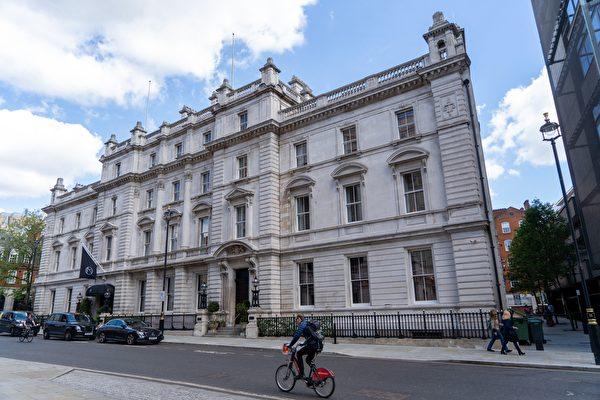 組圖:倫敦昔日拘留所改警察博物館對外開放