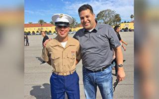 父親殉職 年輕男子追隨其腳步入警察學院