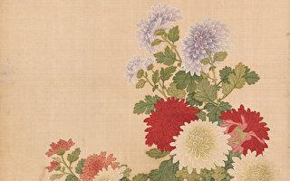 【馨香雅句】清代花鳥畫家惲冰 十二月花卉圖