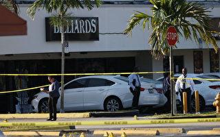 佛州邁阿密音樂會發生槍案 2死20多人傷