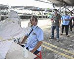 廣州「封城」市民出行受限 疫情蔓延外省