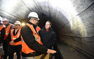 联邦批准哈德逊隧道项目环评 可望获联邦拨款