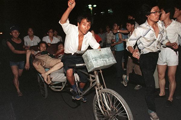 八九.六四回憶錄(之三)一個北京市民的親身經歷