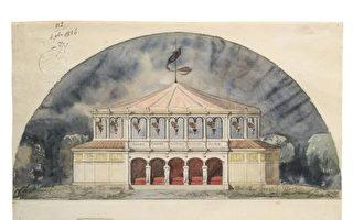19世纪建筑系学生做什么?法国古典建筑教育