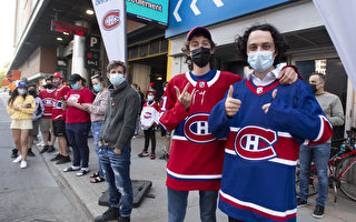 550名醫護球迷 獲準現場觀看多倫多冰球賽