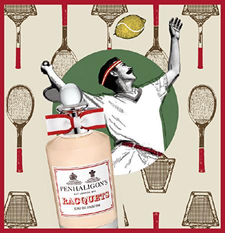 柑橘調的Racquets以新模樣重新上場。