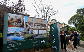 悉尼房价5月上涨3% 中位价接近120万澳元