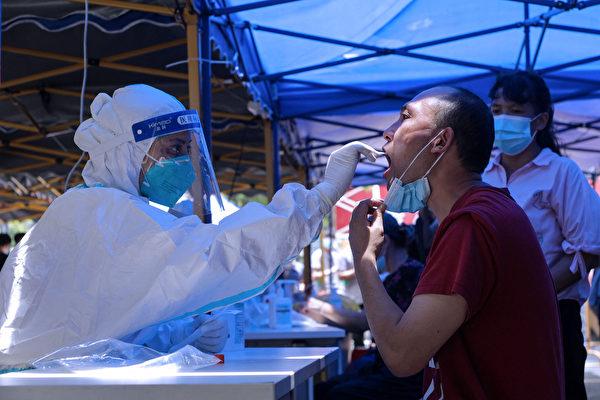 广州核酸筛查发现阳性病例 疫情蔓延至东莞