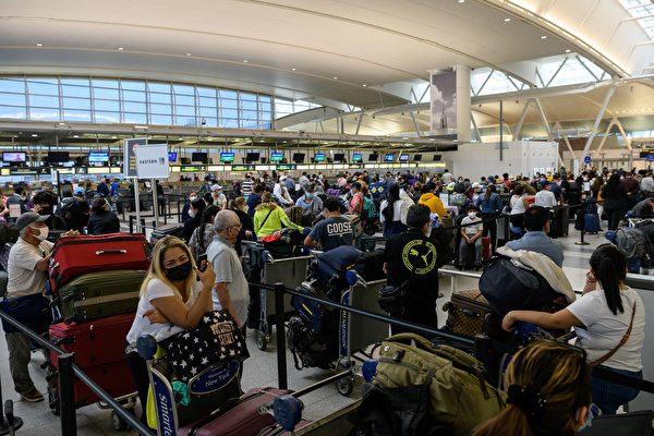 美CDC将16国列入疫情旅行高风险名单