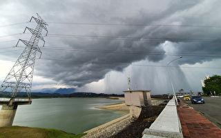 梅雨挹注水库1.36亿吨 相当全台逾10天用水量