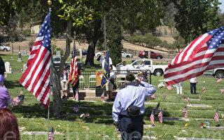 退伍軍人:他們的犧牲讓我們有今天的自由