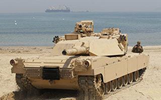 为电子战做准备 美军MIA1坦克配抗干扰装置