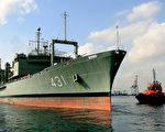 伊朗最大的海軍艦艇在阿曼灣起火沉沒