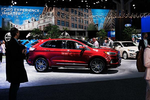 紐約國際車展8月舉行 聚焦電動汽車