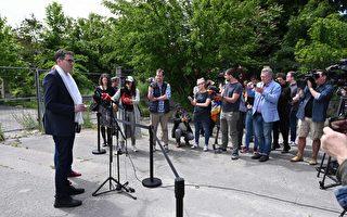 反对建复旦分校 布达佩斯市改路名呛中共