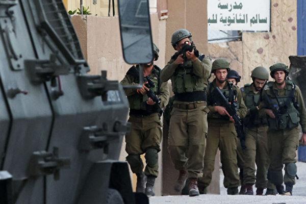 以色列逮捕哈马斯高级领导人