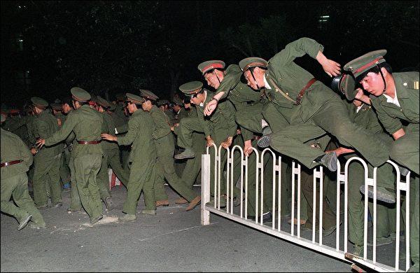 FILES-CHINA-POLITICS-RIGHTS-TIANANMEN
