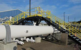 渥京稱5號輸油管涉加美邊境公約 密州反駁
