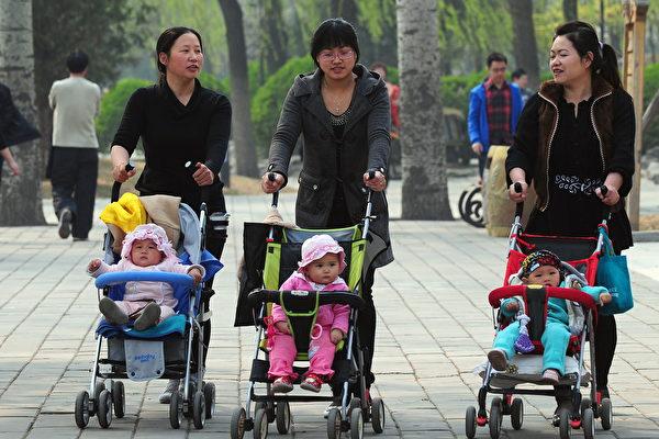 陳思敏:「三孩政策」背後數據有多麼怵目驚心