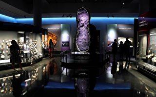 组图:美国自然历史博物馆矿石厅将重开