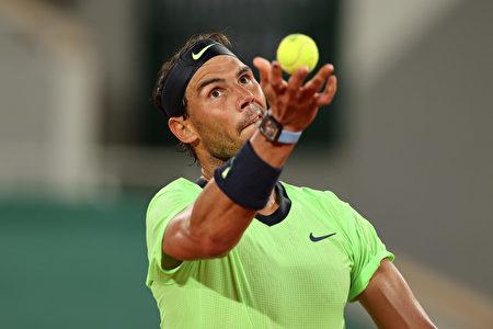 納達爾擊敗地主 晉級法網男單第3輪