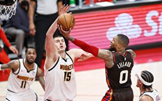 NBA約基奇率掘金逆襲 淘汰開拓者