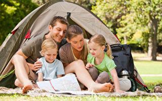 夏日安全露營10大攻略
