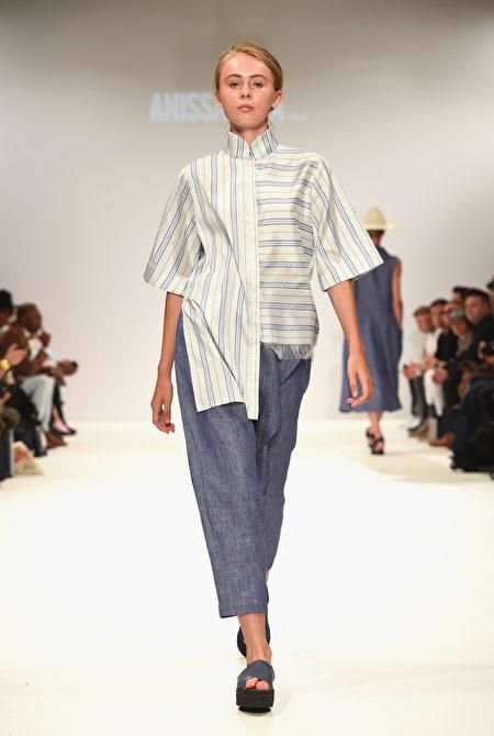 时装周, 时尚, 裙, 伦敦