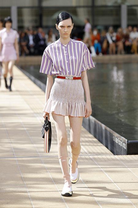 时装周, 时尚, 裙, 法国