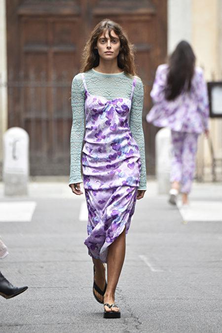 时装周, 时尚, 裙, 意大利