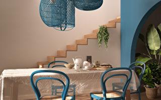 室內配色怎麼挑?藍色超美搭配一次看
