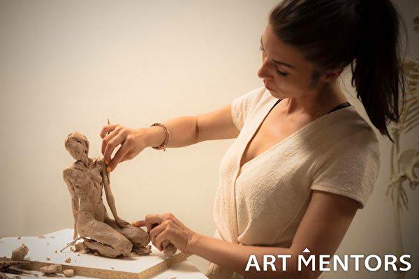 可視可觸造型藝術 紐約中城飛天大學雕塑班招生