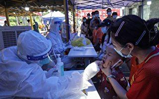 广州疫情升级 大量医护人员前往支援