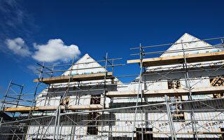 经济学家:房地产市场大幅回调的风险增加