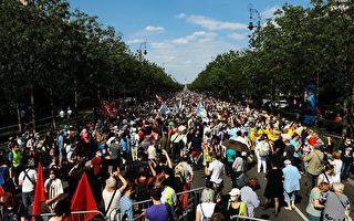 千人抗议建复旦分校 匈牙利反共浪潮持续