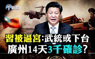 【拍案驚奇】廣州傳三千確診 戰狼面臨被祭旗?
