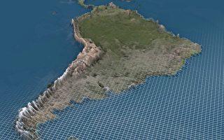 雨滴匯入海洋前會經過哪裡 這張地圖告訴你