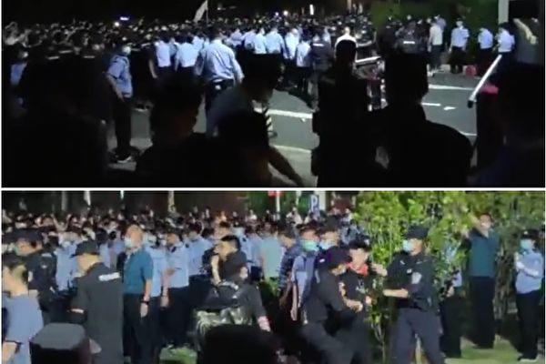 江浙獨立學院改職本引爆學潮 被迫叫停