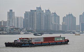 海运集装箱罕见奇缺 中国境外运输费飙升