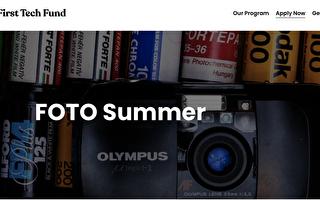 免費夏季攝影課程 高中生可申請