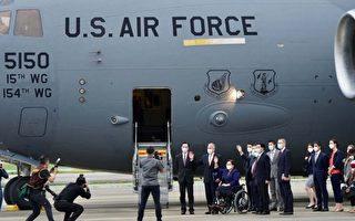 千百度:美军机到台 中共没吭声 胡锡进被打脸