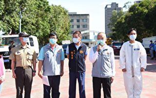 國軍化兵群支援清消熱區 防堵移工群聚破口