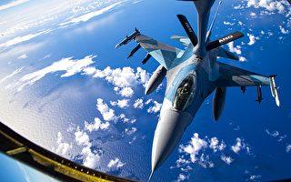 美空军部署太平洋基地网 削弱中共攻击力