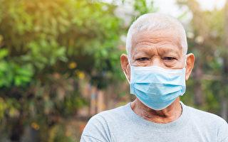 老年人若被感染新冠肺炎,重症、死亡风险最高。(Shutterstock)