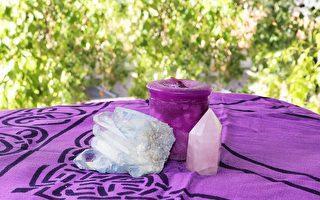 开发疗愈系水晶蜡烛 墨尔本母亲月入10万澳元